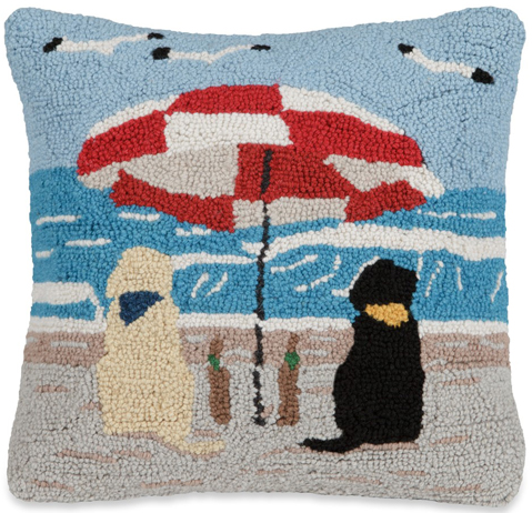 Beach Labs Pillow