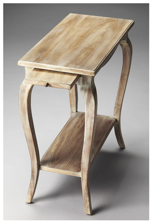 Cabriole Chairside Table