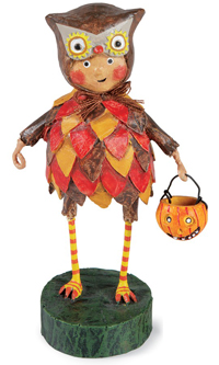 Hoot 'N Hollar Halloween Collectible