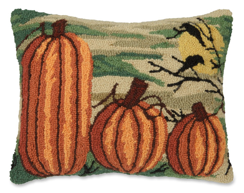 Pumpkin Seasons Pillow