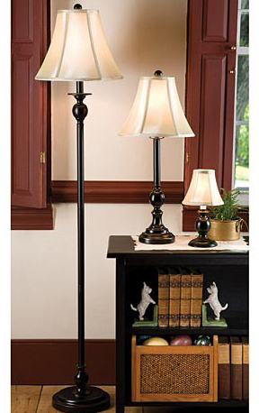 Set of 3 Harmony Lamps