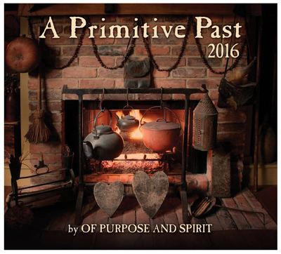 2016 Primitive Past Calendar
