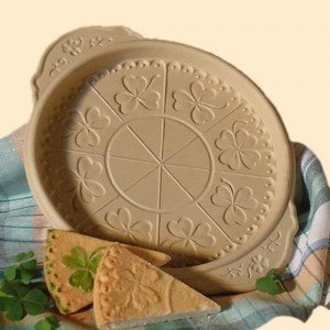Irish Lace Shortbread Pan