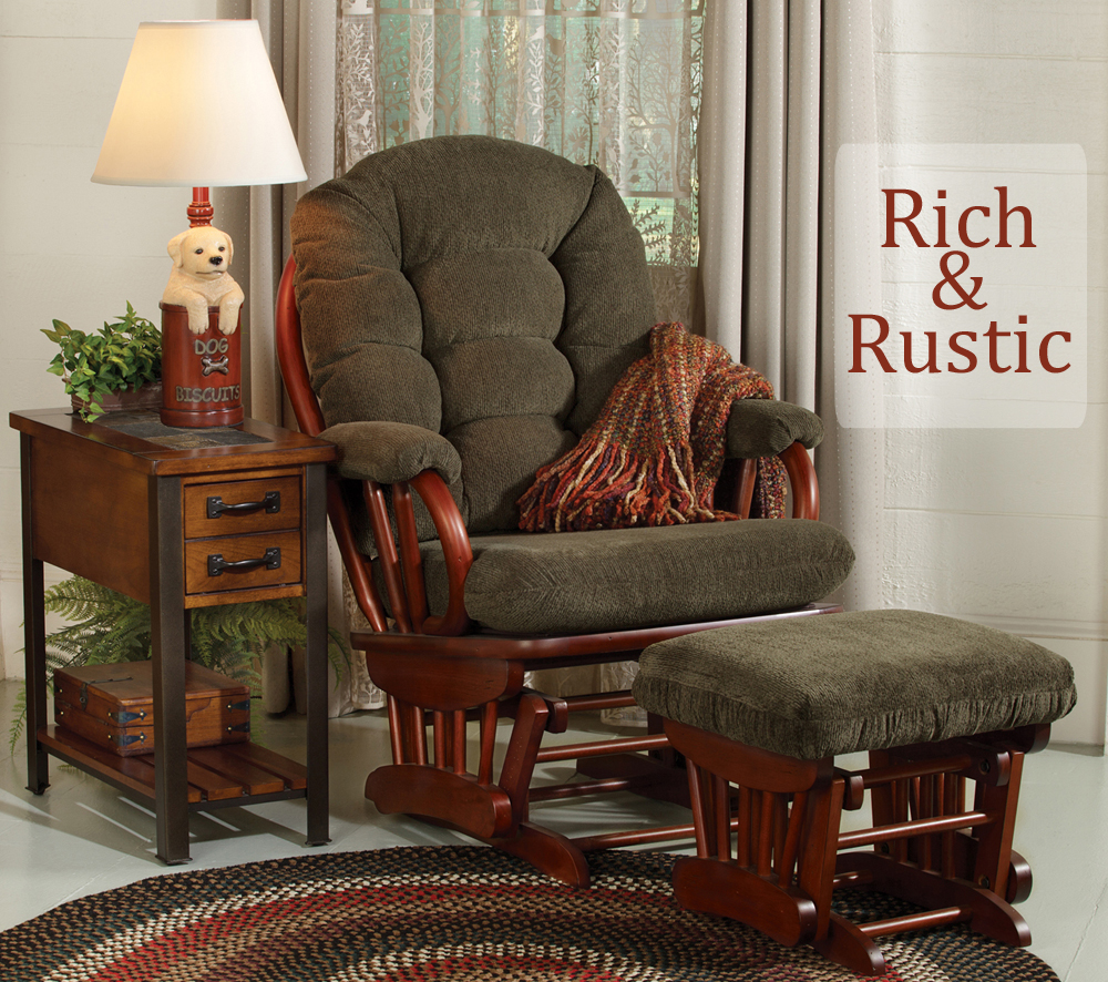 Rich and Rustic