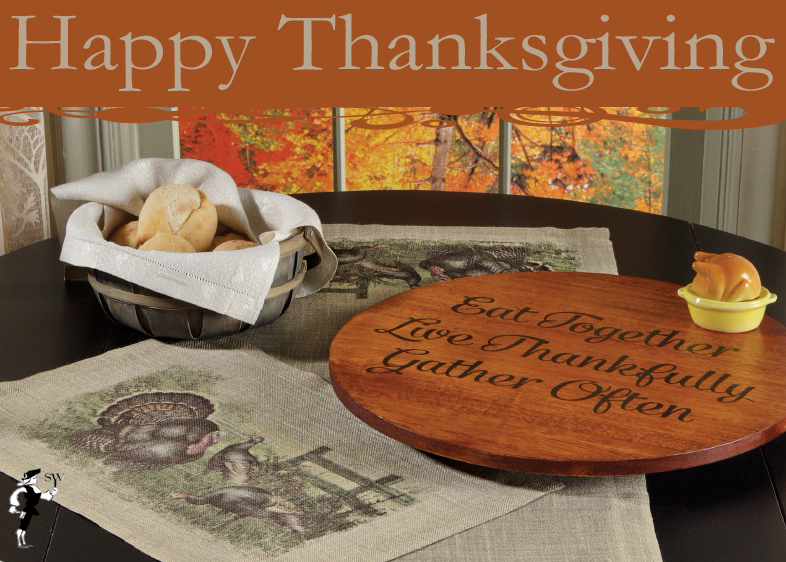 happy thanksgiving from sturbridge yankee workshop