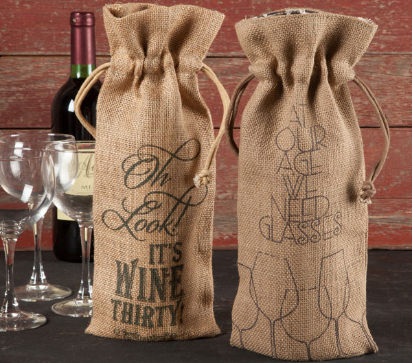 Wine Bottle Sacks
