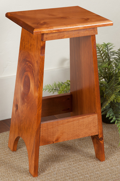 Country Shaker Counter Stool