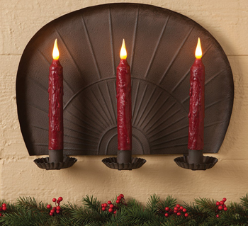 Taper Holder Wall Sconce