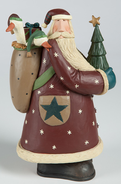 Merry Gagglers Sculpture