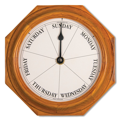 Oak DayClock™