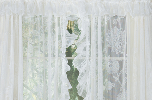 Charlotte Lace Curtain Panels