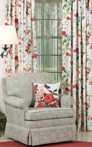 Juliet Curtain Panels