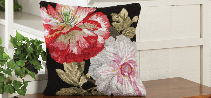 Spring in Bloom Pillow