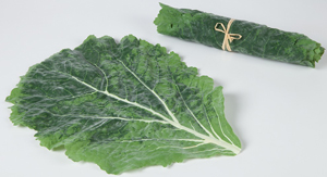 Cabbage Leaf Mat