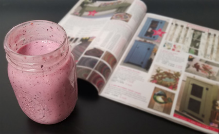 Blueberry Raspberry Smoothie Recipe