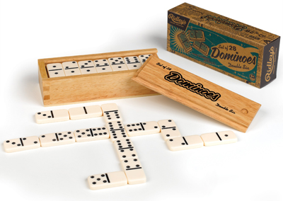 Classic Dominoes Set