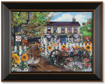 Country Store Print