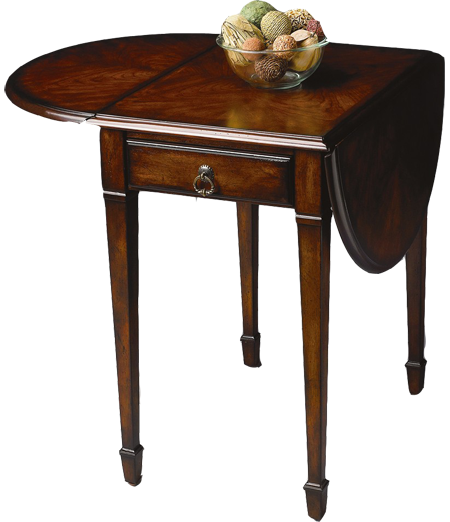Harper Leaf Table