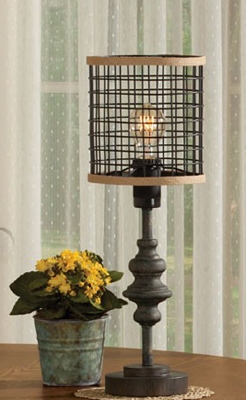 Bramhall Table Lamp | Annual Fall Lighting Sale | Sturbridge Yankee Workshop