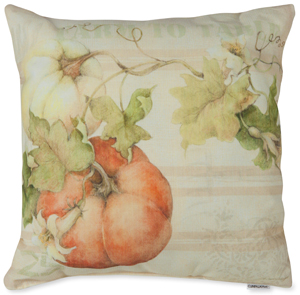 Pumpkin Farm to Table Pillow
