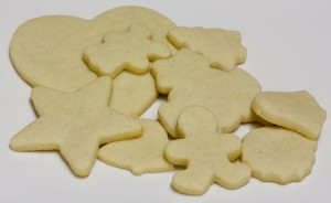 Basic Sugar Cookie Recipe