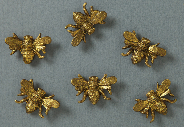 Bee Magnets Set