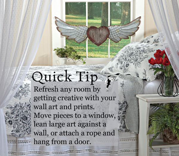Quick Tip: Wall Art Refresh