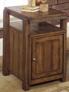 York Chairside Cabinet Table | Sturbridge Yankee Workshop