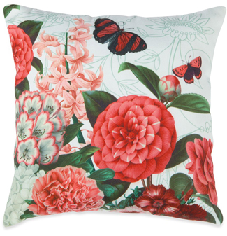 Butterfly Garden Pillow | Sturbridge Yankee Workshop