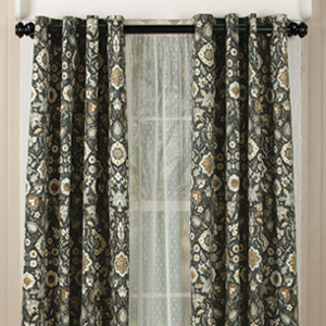 Coburn Curtain Collection | Curtains | Sturbridge Yankee Workshop