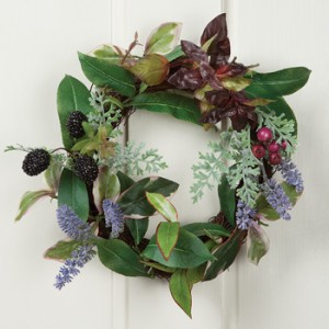 Berry Garden Wreath | Spring 2018 | Sturbridge Yankee Workshop