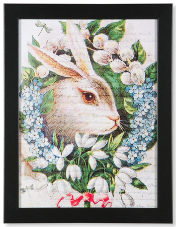 Bunny Garden Print | Sturbridge Yankee Workshop