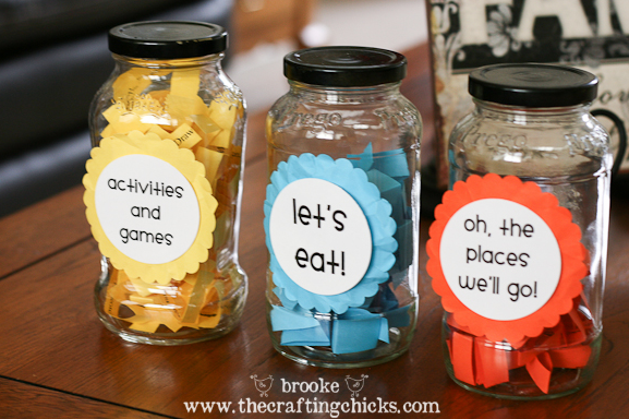 Summer Activity Jars | The Crafting Chicks | Summer DIY