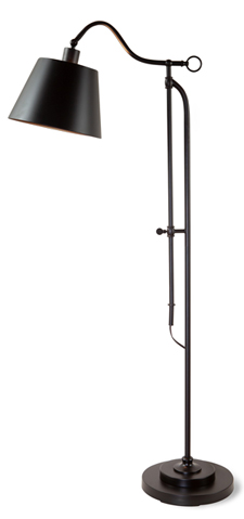 Bradley Adjustable Floor Lamp
