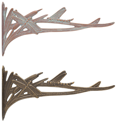 Dragonfly Nature Bracket