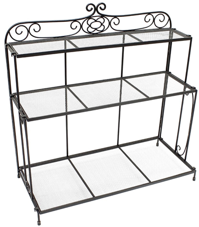 Gardener's Boot Utility Shelf - Bare