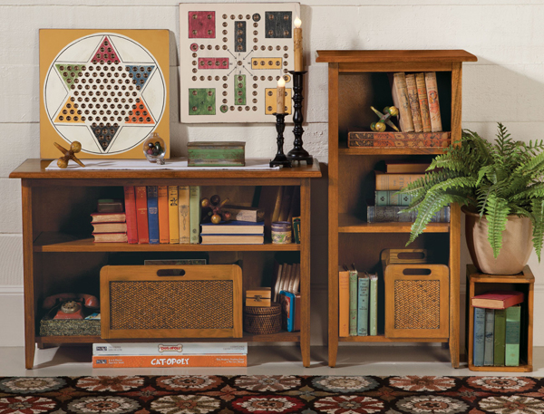 Country Shaker Tall Bookcases | Made in USA | Sturbridge Yankee Workshop