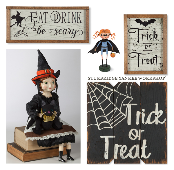 Halloween Clearance 2018 | Sturbridge Yankee Workshop