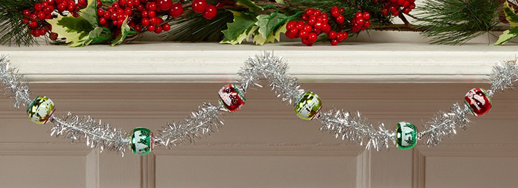 Holiday Splendor Garland | Shiny-Brite