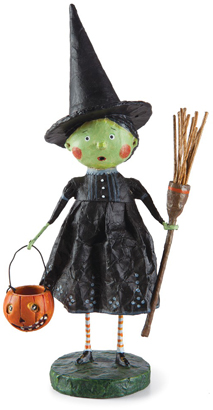 Wicked Witch Collectible | Lori Mitchell | Sturbridge Yankee Workshop
