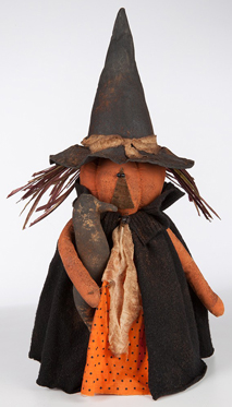 Primitive Standing Witch | Sturbridge Yankee Workshop