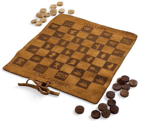 Colonial Checkers | Sturbridge Yankee Workshop