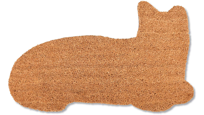 Cat Coir Doormat | Sturbridge Yankee Workshop