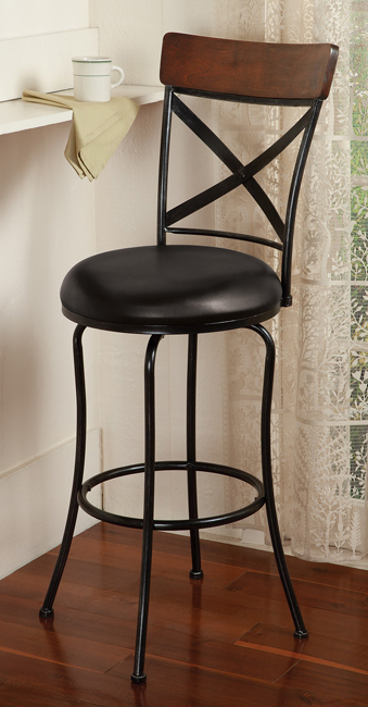 Viola Swivel Stool | Sturbridge Yankee Workshop