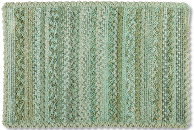 Oveanview Chenille Braided Rug | USA | Sturbridge Yankee Workshop