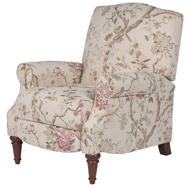Audubon Inspired Upholstered Recliner | Web Exclusive | Sturbridge Yankee Workshop