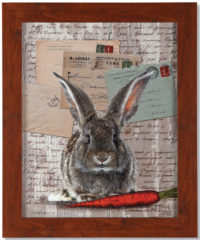 Honey Bunny Print | USA | Sturbridge Yankee Workshop