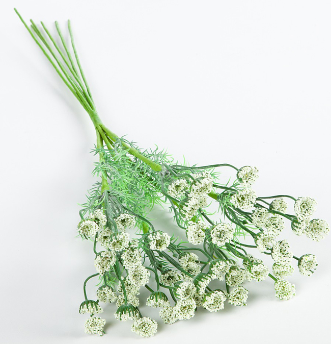 Queen Anne's Lace Faux Spray | Flower Arranging | Sturbridge Yankee Workshop