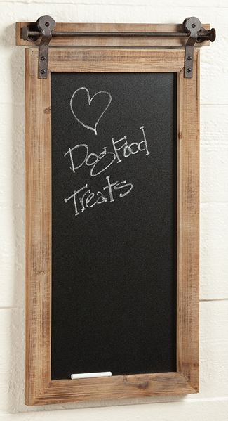 Barn Door Chalkboard | Sturbridge Yankee Workshop