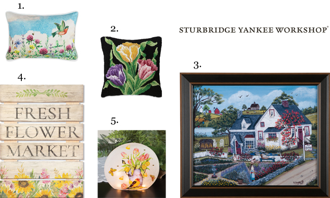 Spring Clearance Decor | Sturbridge Yankee Workshop